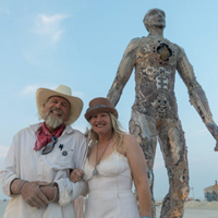 Burning Man, Art on Fire : The Enthusiasm Splashes from The Screen