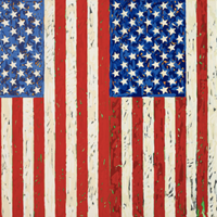 Jasper Johnson's Flags 1 Leads 20th Century Sale at Christie's