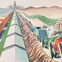 Lucas Museum Acquires Judith F. Baca's 'The History of California' Archive