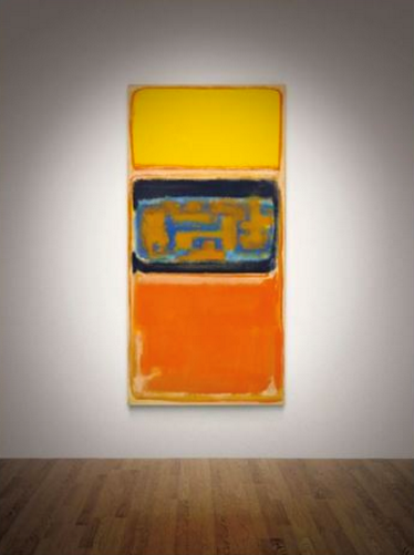 Rothko and Rauschenberg - Giants of American Art in London