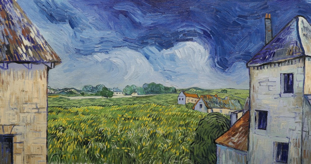 New technology brings Van Gogh to life: an interview with academy award winning producer Hugh Welchman