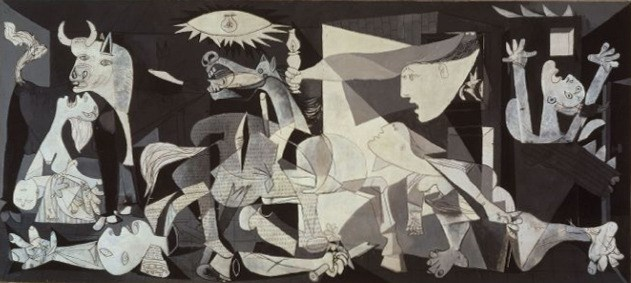Is the Insurance Value of Picasso's Guernica Close to 3 bln USD?