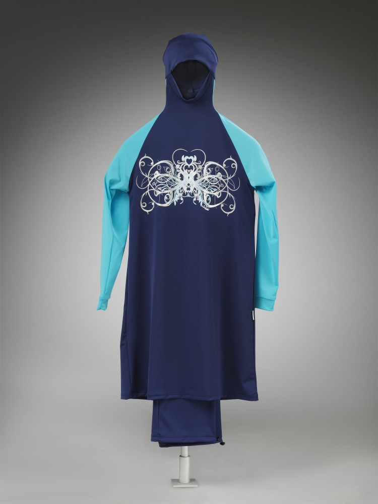V&A acquires a burkini for Rapid Response Collection