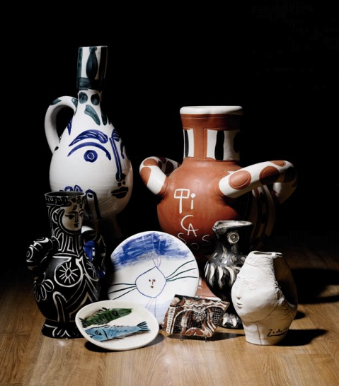 Important Ceramics by Pablo Picasso on Sotheby's