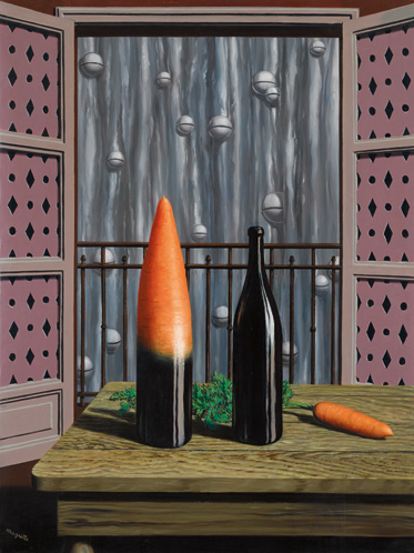 René Magritte at Surrealist Art Evening Sale at Sotheby's