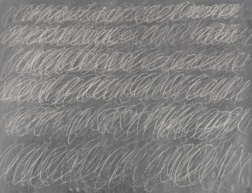 Untitled by CY TWOMBLY, 1968 [New York City]