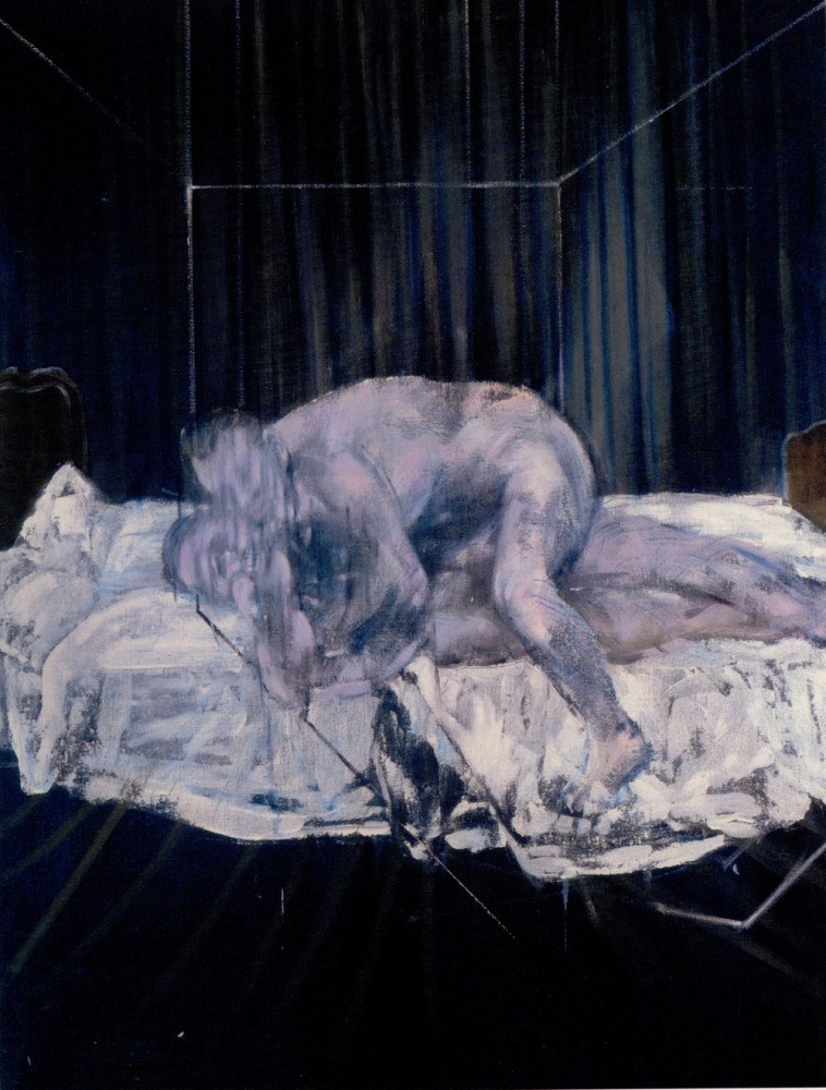 Christie's will present Francis Bacon's Two Figures