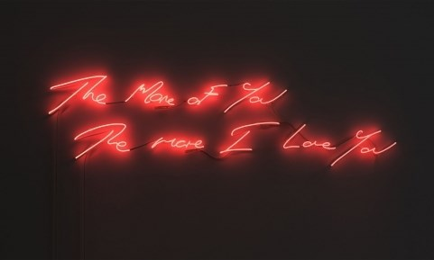 In anticipation of Art Basel 2016: Tracey Emin