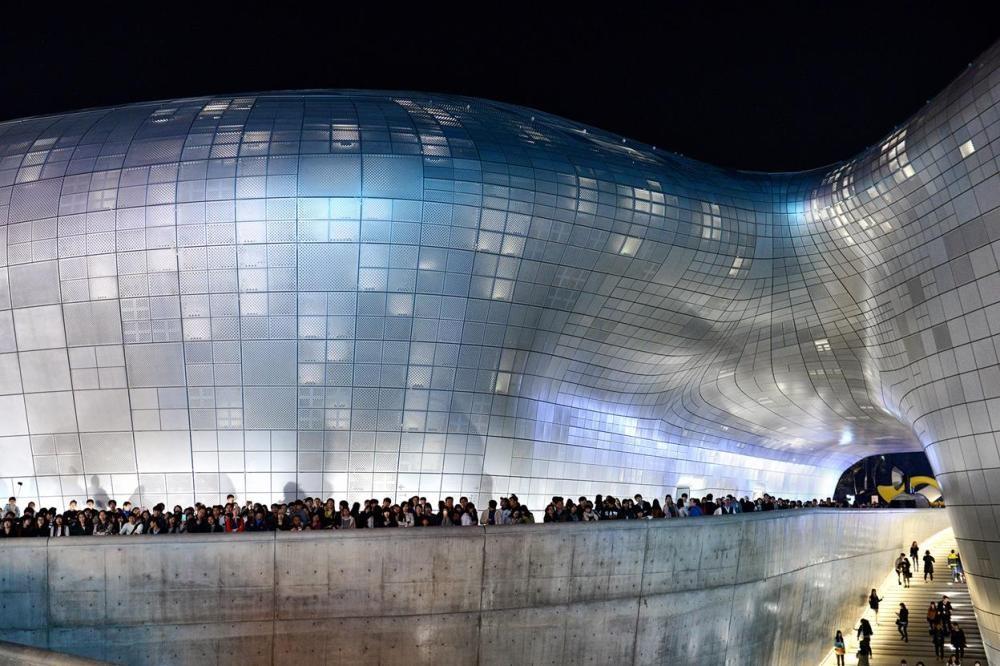 DDP Seoul welcomes over 8.5 million visitors in its first year