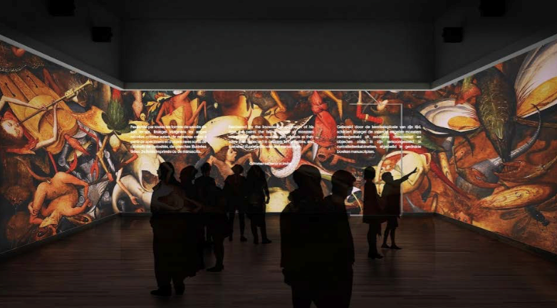 When Art Meets Technology: Bruegel's works unveiled like never before