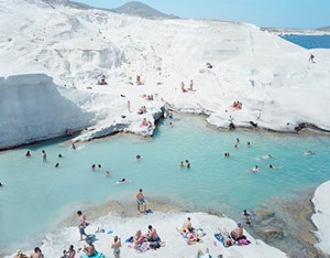 """I would call it a sociological anthropological view within a landscape"" - Interview with Massimo Vitali"