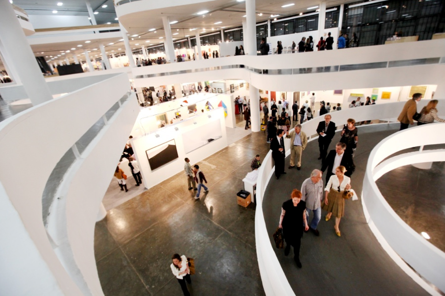 SP-ARTE announces the list of galleries for the main section of its 2015 edition