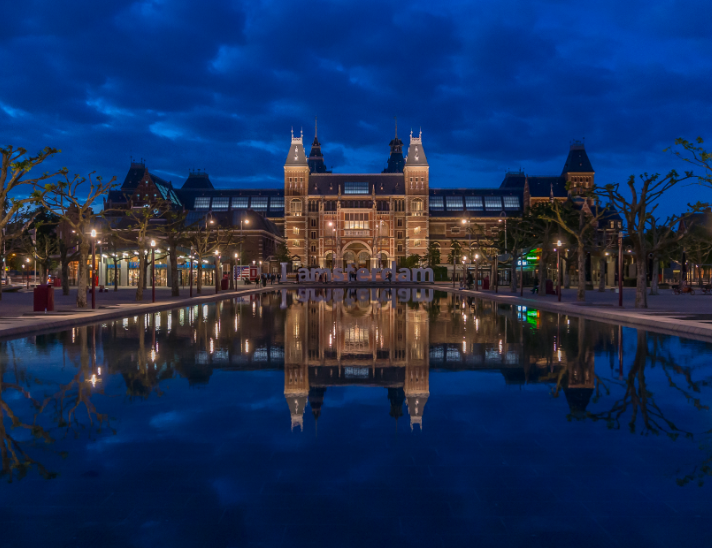 Rijksmuseum, Amsterdam, gets the the European Museum of the Year Award 2015