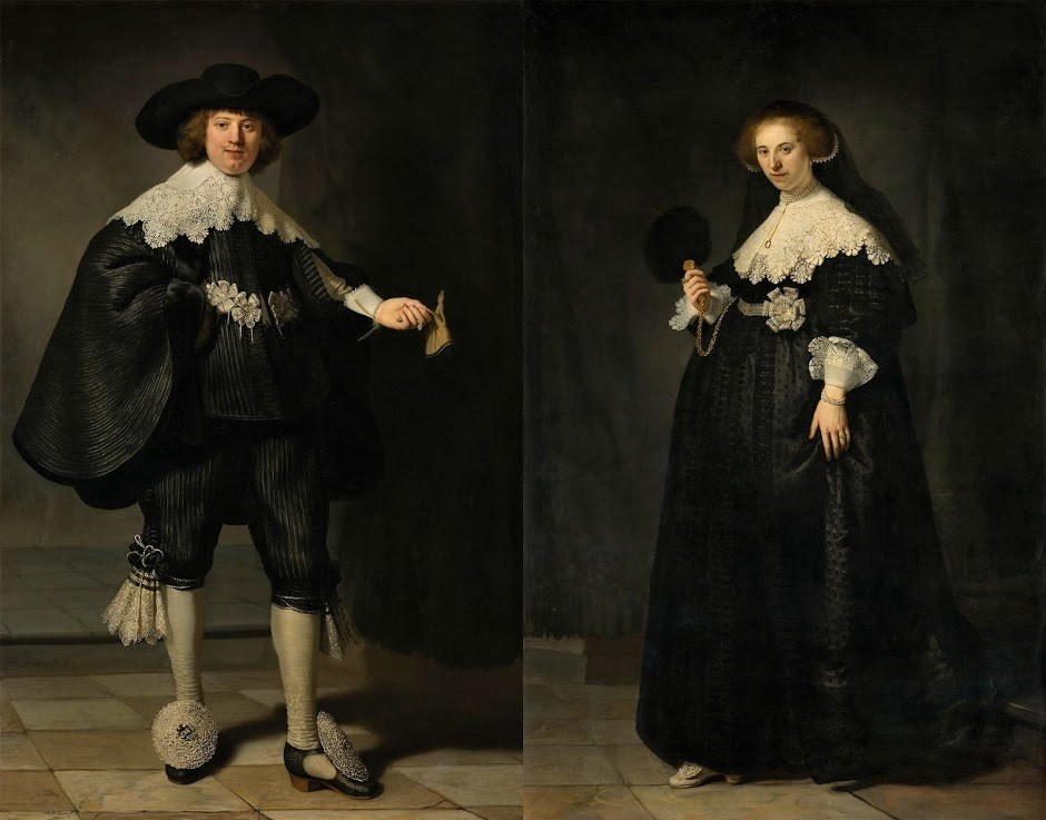 From 2 July to 2 October 2016 Marten & Oopjen will have a place of honour alongside The Night Watch at the Rijksmuseum