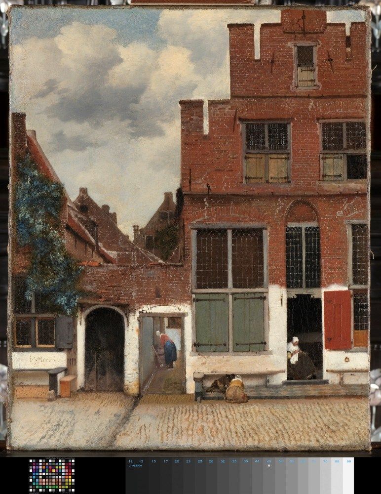 The Address of Vermeer's 'The Little Street' Discovered