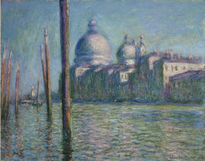 Claude Monet Estimated at £20-30 Million