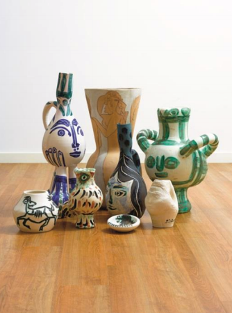 The Celebrated Private Collection of Picasso Ceramics