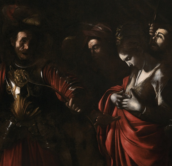 Caravaggio's Last Two Paintings to be exhibited at The Met