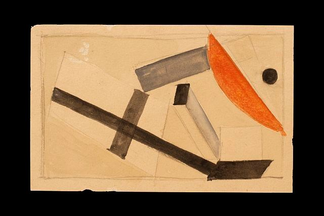 The Lissitzky Foundation is now  open