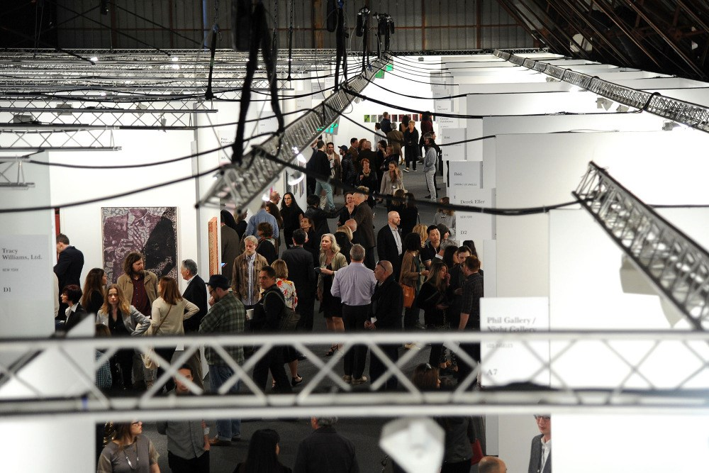 Art Los Angeles Contemporary returns for its seventh edition on January 28–31, 2016