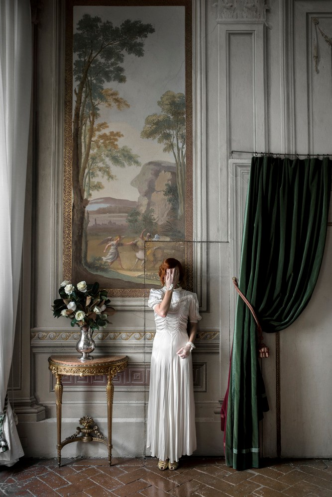 """I always work alone..."" - an interview with Anja Niemi"