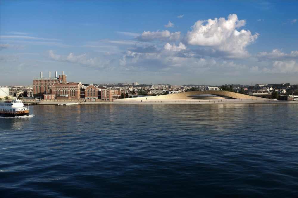 Opening in Lisbon: New Museum of Art, Architecture and Technology