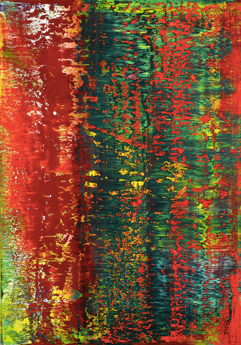 Gerhard Richter A B, BRICK TOWER