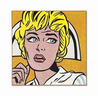Work by Roy Lichtenstein unseen on the market for 20 years