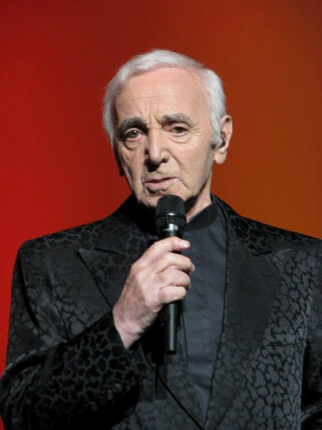 It was not events that marked my life and career; it was more the people I met - an interview with Charles Aznavour