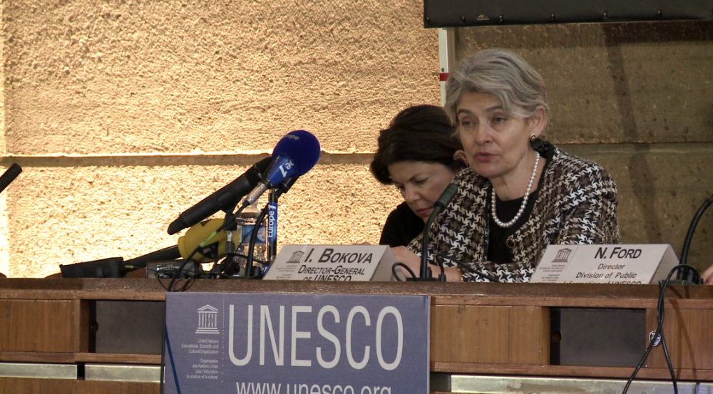 UNESCO mobilizes to prevent the further destruction of heritage at the hands of ISIS