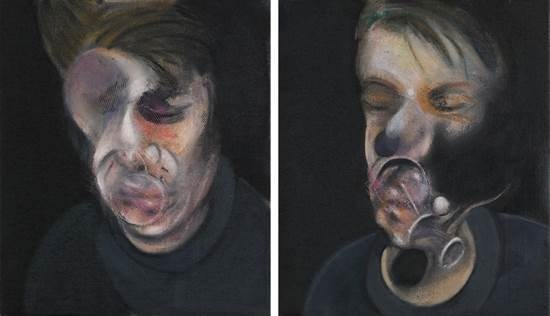 Sotheby's London to Offer Rare Francis Bacon Double Self-Portrait