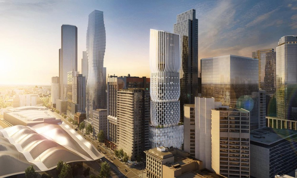 600 Collins Street awarded planning approval by the Victorian Government