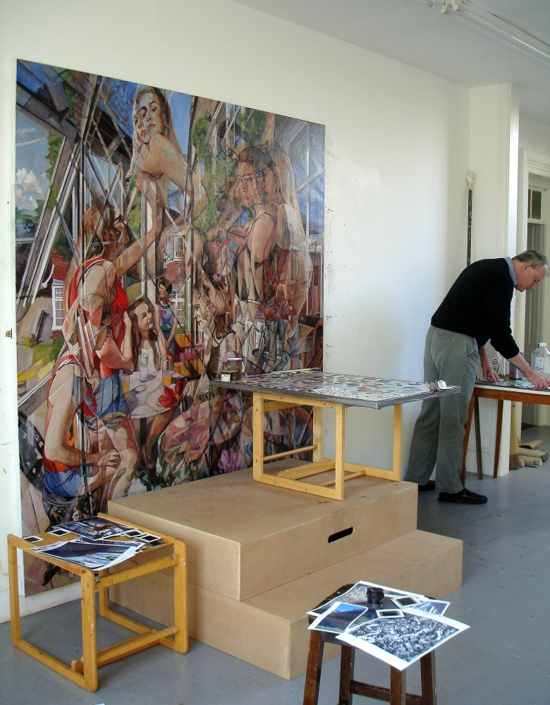 There is a lot going on in all my paintings - Clive Head interview