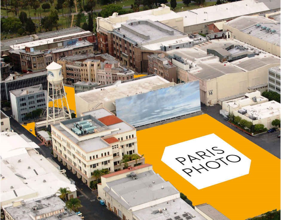 THIRD EDITION OF PARIS PHOTO LA TO BE HELD AT THE ICONIC PARAMOUNT PICTURES STUDIOS MAY 1 – 3, 2015