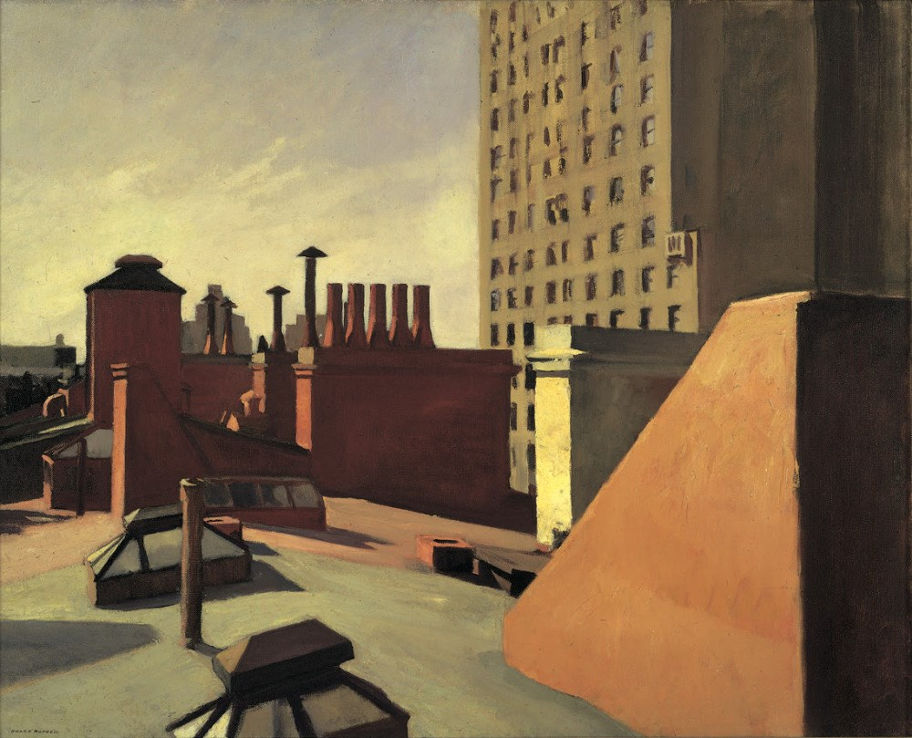 The Whitney to receive two key paintings, a Hopper and a Hassam