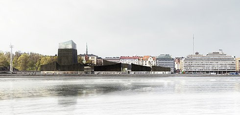 Winner of Guggenheim Helsinki Design Competition announced