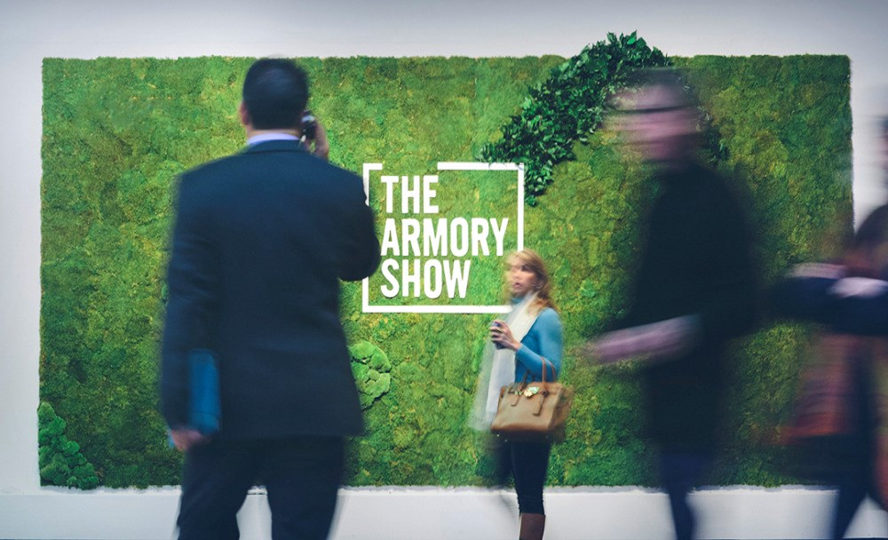 In its 22nd Year, The Armory Show is More International than Ever