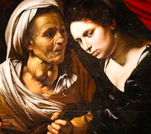 examination of judith and holofernes Formal analysis of judith beheading holofernes essay sample in judith beheading holofernes, created in 1599, michelangelo mensi da caravaggio uses high contrast and vivid lines to capture the dramatic essence of the beheading of holofernes.