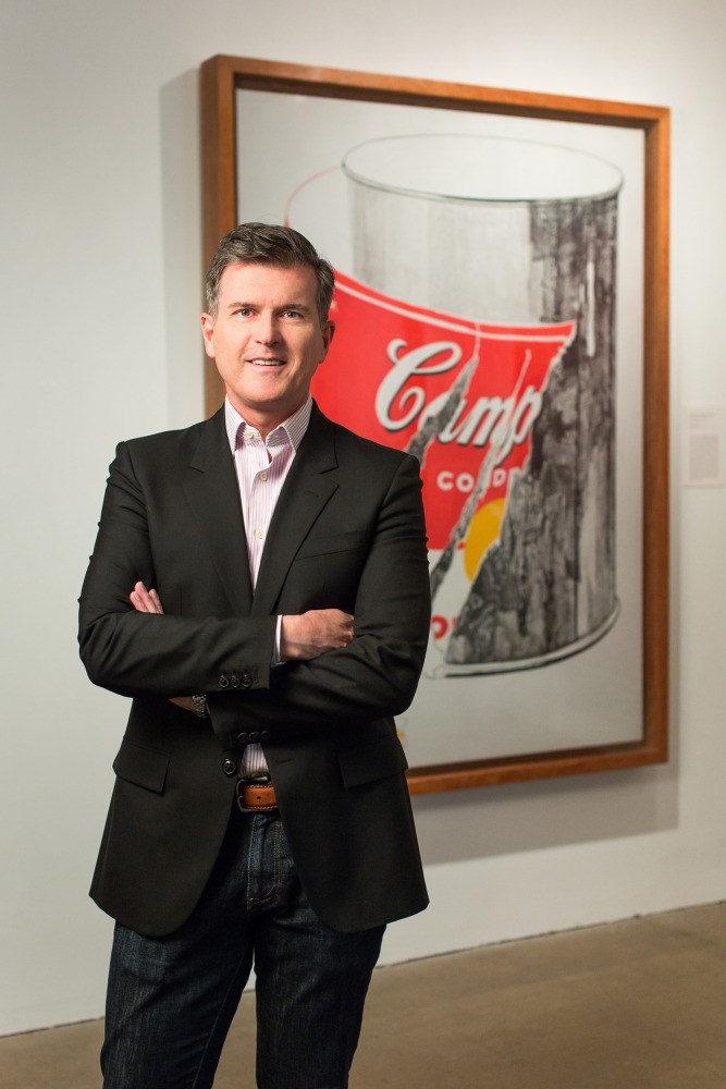 Patrick Moore named director of The Andy Warhol Museum