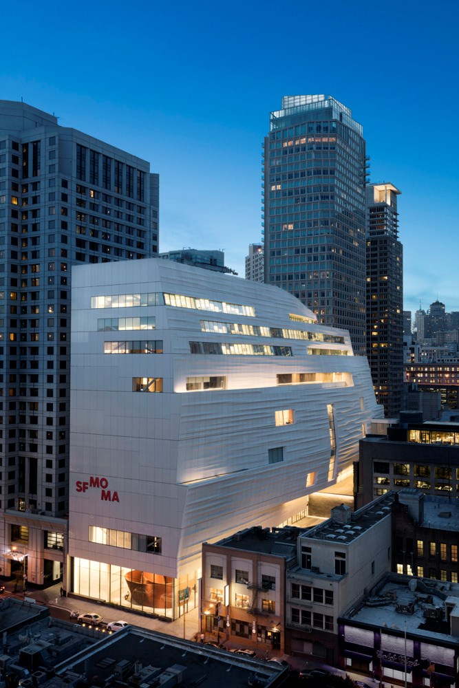 SFMOMA Collection and Inaugural Exhibitions
