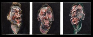 Francis Bacon's Three Studies for a Portrait of George Dyer — highlight of Christie's May Sale in New York