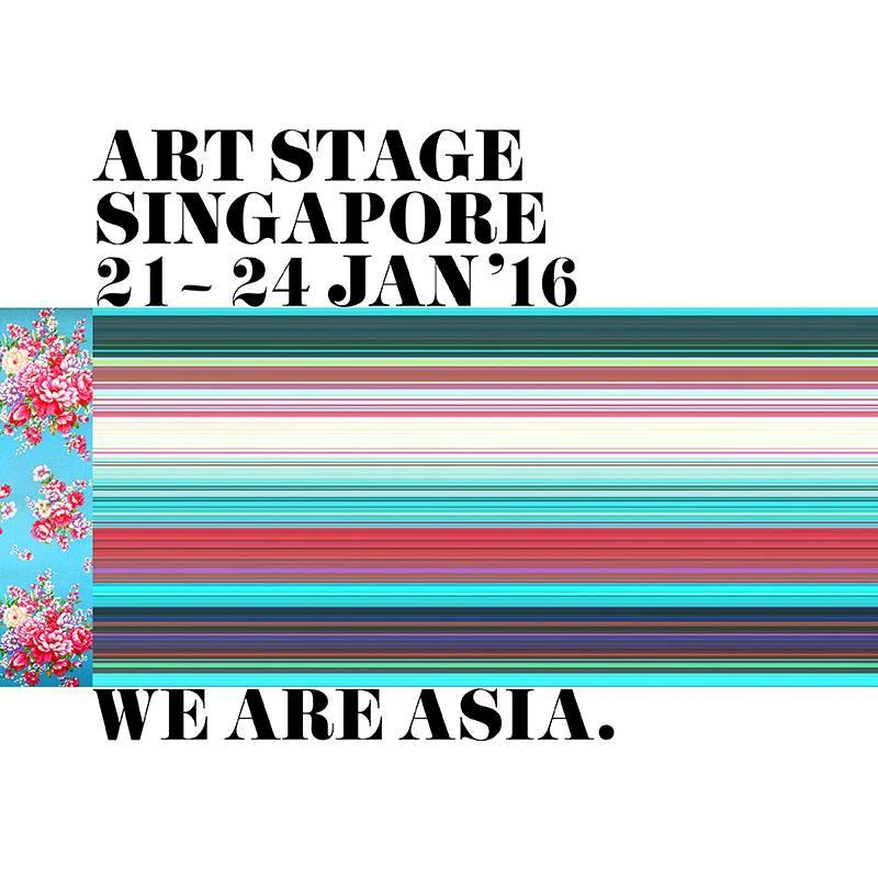 Art Stage Singapore returns on 21 through 24 January 2016