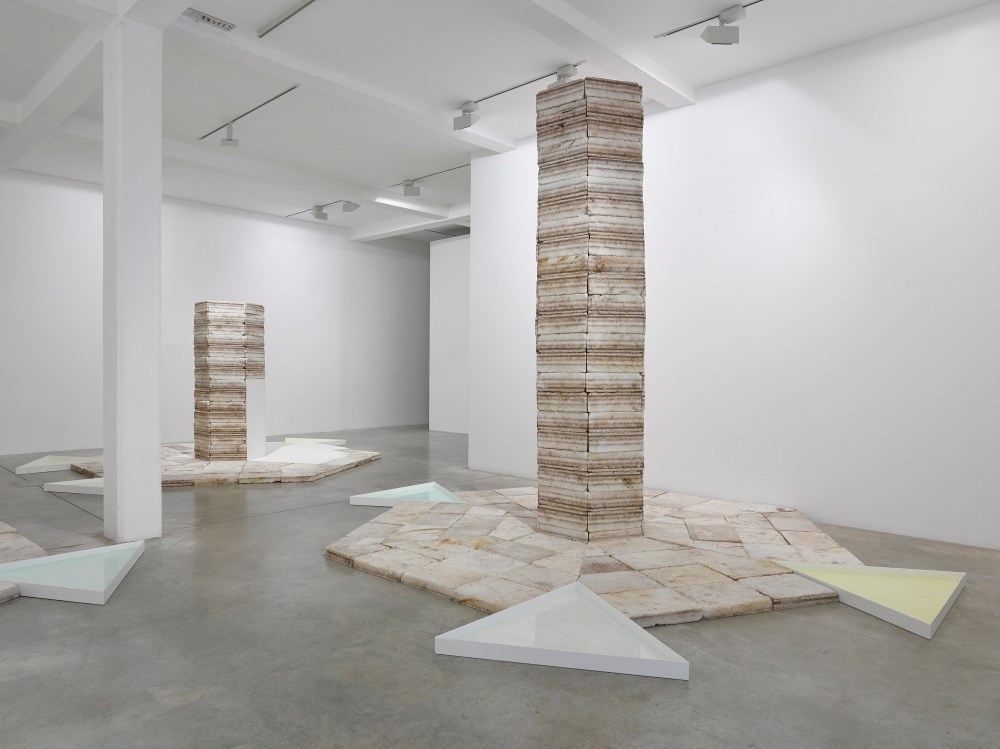 A review of Julian Charrière's show, For They That Sow the Wind, and an interview with the artist