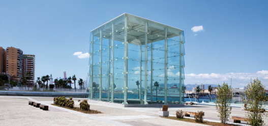 The First Pop-UP Pompidou In Malaga