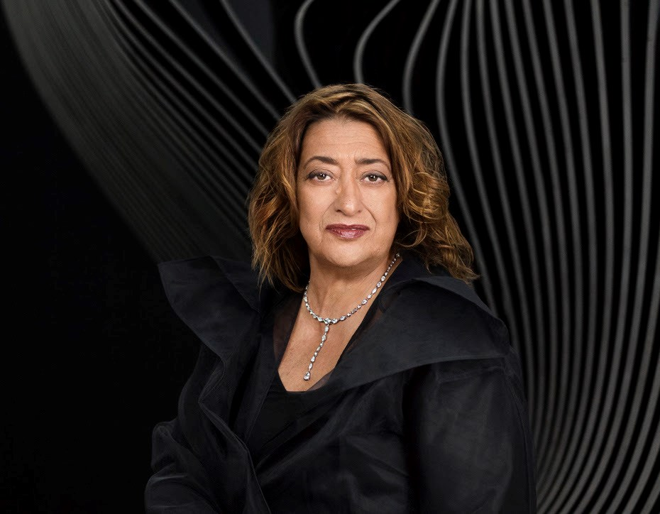Zaha Hadid is the first woman to be awarded the Royal Gold Medal