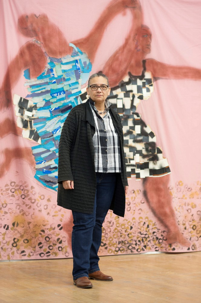 The theatre of history Lubaina Himid shows in Oxford and Bristol