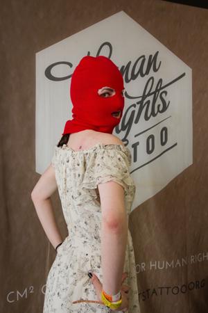 Artdependence Pussy Riot Joins International Art Project