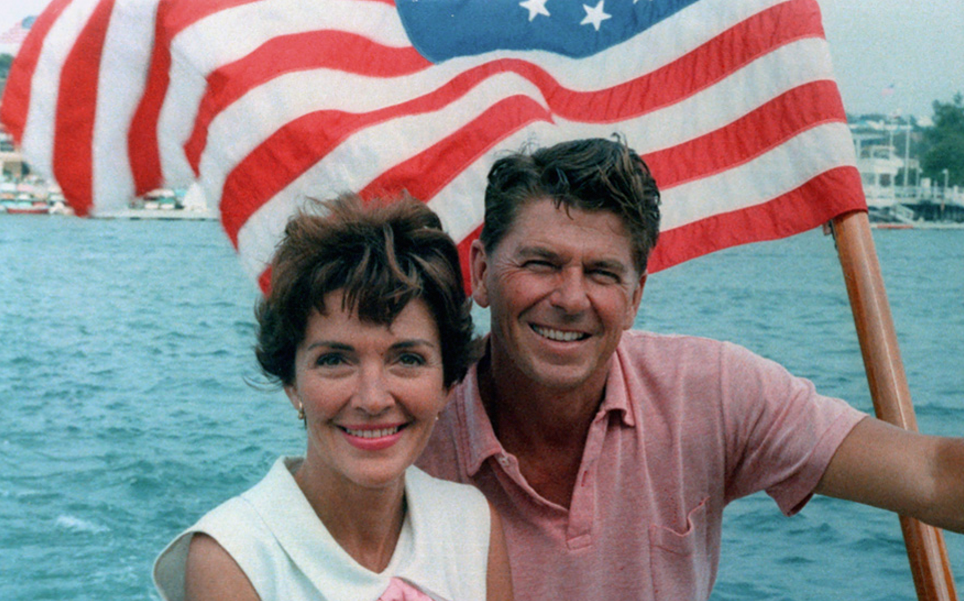 Christie's to sell The Private Collection of President and Mrs. Ronald Reagan