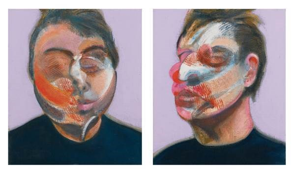 Francis Bacon self-portrait is set to come to auction for the first time in May