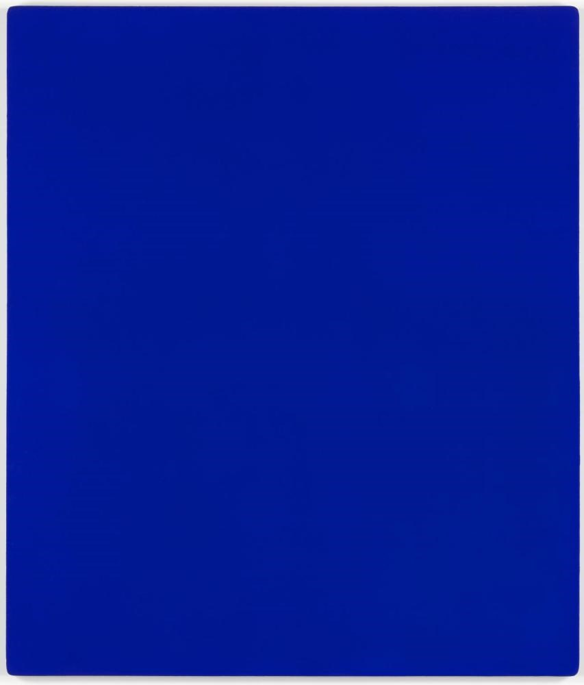 Symbolism in Art: Yves Klein's Blue